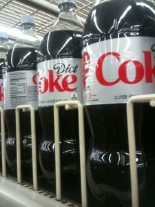 Diet soda inked to obesity, diabetes and heart disease