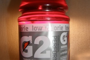 GATORADE Low calorie Fruit Punch