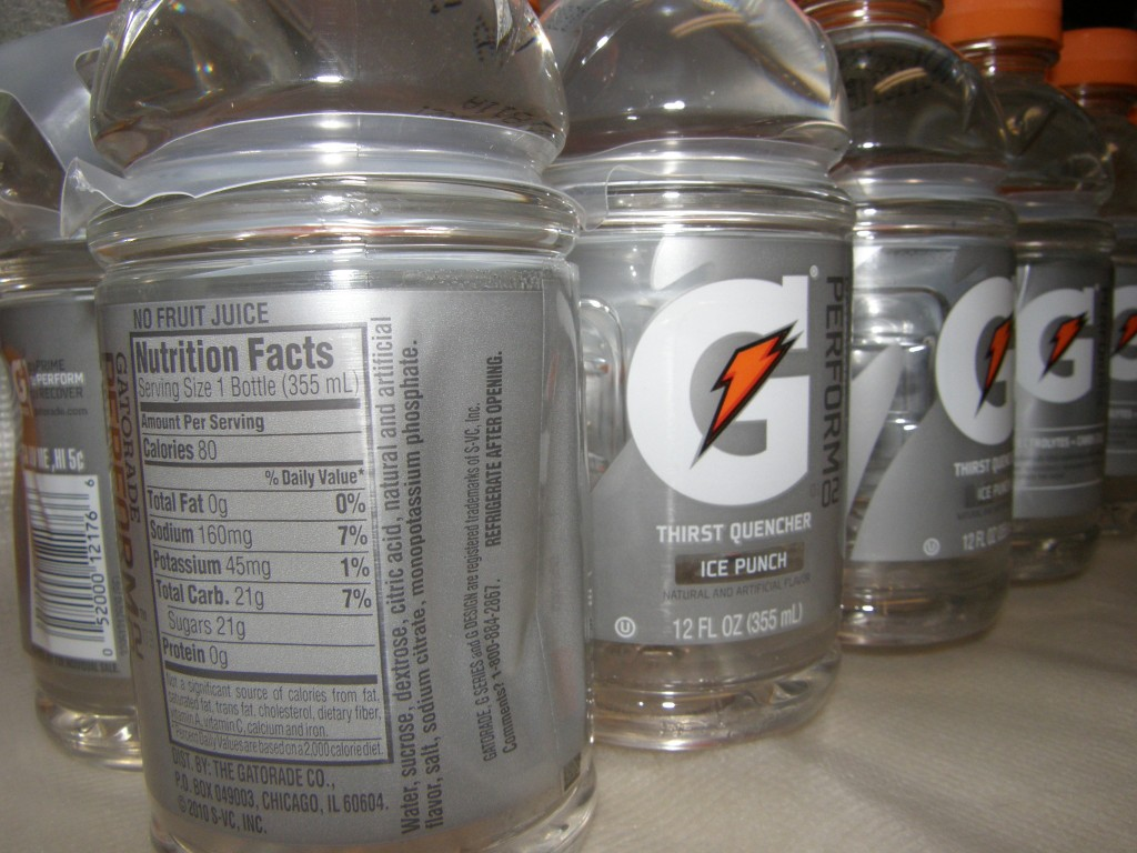 Gatorade Ice Punch
