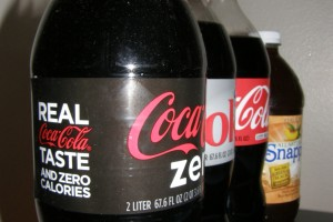 COCA-COLA Zero, Diet and Classic