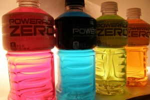 Gatorade vs Powerade: Toxic sports drinks