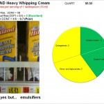 Hiland Whipping Heavy Processed Cream