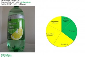 Lemon Lime All Natural Soda
