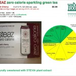 Fight obesity with STEAZ zero calorie green tea!