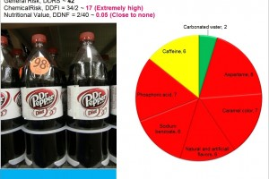 Dr Pepper Diet is not your doctor