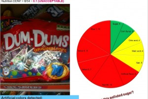Halloween treats to avoid: Dum-Dums for Dumb-Dumbs