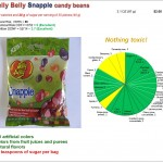 The right choice: Jelly Belly Snapple beans