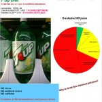 7 Up Diet soda: Chemicals on top of chemicals