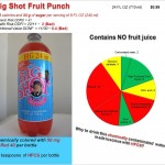 Big Shot Fruit Punch: A punch into your health