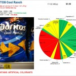 Doritos Cool Ranch: 25 ingredients for flavor