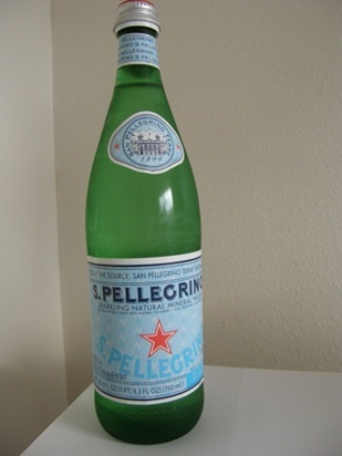 Pellegrino mineral water: A healthy drink!