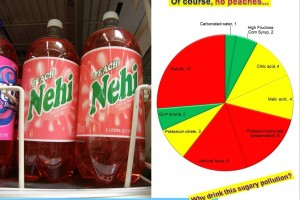 Nehi Peach soda: Another swill for slaves