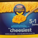 Which Mac and Cheese is richer in… GMO?