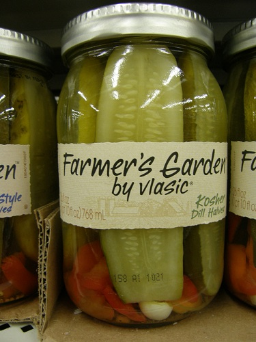 Farmer's Garden by Vlasic pickles