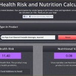 Dye Diet Calculator: Food rating systems at a glance