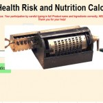 Free Health Risk and Nutrition Calculator