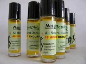 NatuReplica All Natural Deodorant