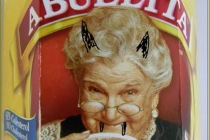 Abuelita hot chocolate: When Grandma is an evil