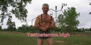 Testosterone High