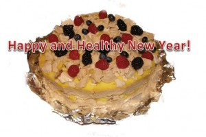 Happy New Year: Stay healthy!