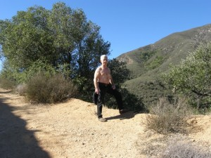 Hiking near Claremont