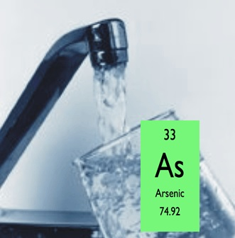 Arsenic in tap water