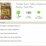 Fooducate result for Trader Joe's product
