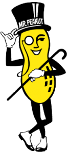 Mr, Peanut msacot