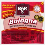 Bologna of Bar-s Foods